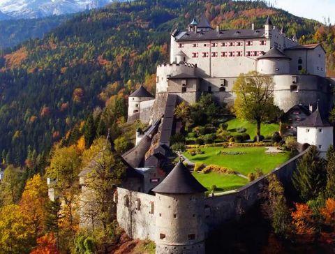 Burg Hohenwerfen