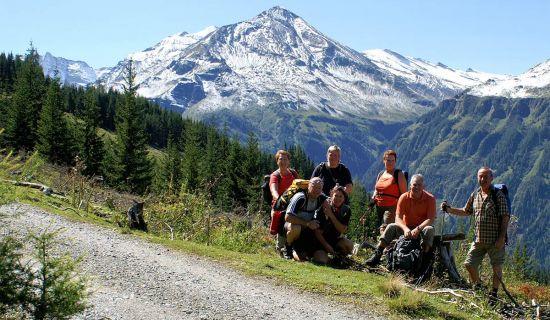 Hiking in Rauris, Seidlwinkeltal