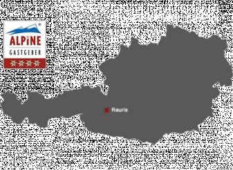Karte Österreich