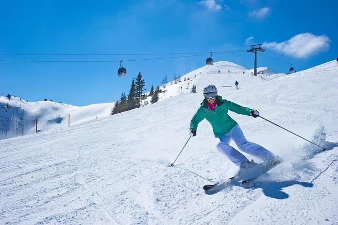 Schifahren Hochalmbahnen