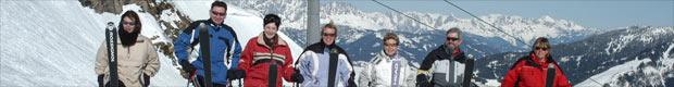 Winter-Ski, Foto: Peter (02/2004)